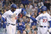 Dodgers trade OFs Kemp, Puig to Reds
