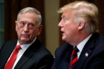 Factbox: Outgoing Pentagon chief Mattis was often at odds with Trump