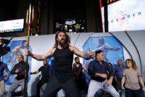 Box Office: 'Aquaman' debuts at No. 1 with $72 million, 'Mary…