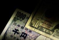 Yen rises vs dollar on weak data- Swiss franc gains