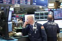 U.S. stock funds post record December withdrawals: estimate