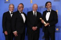 TV's outgoing 'Americans,' newcomer 'Kominsky' take top Golden Globes