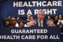 New York City launches $100 million universal health insurance program