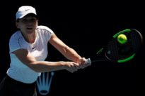 Tennis: Halep faces tricky test against Kanepi in Melbourne opener