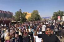 Sudan's Bashir says protests will not lead to change in government