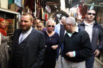 Comedian Roseanne, shunned since racist tweet, visits Israel