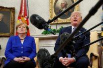 Nicht gut: Nearly 85 percent of Germans see U.S-German ties as…