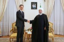 Syrian president thanked Iran's Foreign Ministry during visit to…