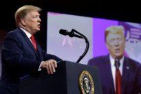 Trump slams Mueller, mocks critics in fiery two-hour speech