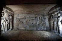 Egypt completes restoration of ancient Kom el-Shuqafa catacombs