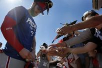 MLB notebook: Angels reportedly mulled ten-year, $350 million…