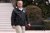 Trump budget seeks 5 percent cut in non-defense spending: OMB