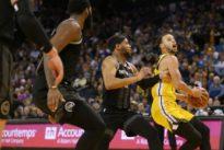 NBA roundup: Curry returns, Warriors retake No. 1 seed