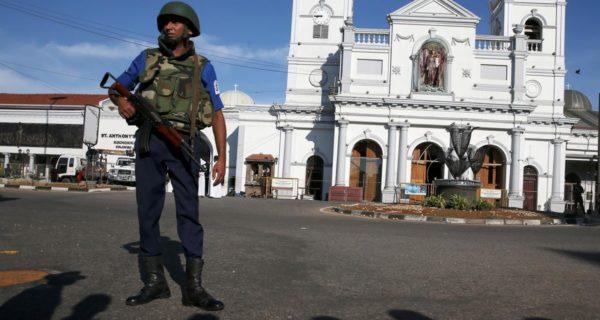 Sri Lanka lifts curfew as death toll from attacks rises sharply