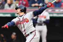 MLB roundup: Braves crush Indians as Donaldson homers twice