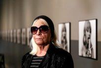 Poles stage banana protest over removal of 'indecent' artwork