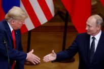 Trump says he, Putin discussed new nuclear pact possibly including…