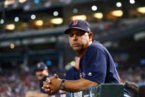 MLB notebook: Boston's Cora to reportedly skip White House trip