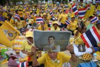 Thai king to greet subjects on final day of coronation