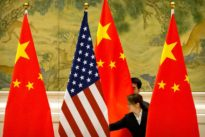 China says trade delegation is preparing to go to the U.S.