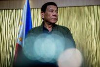 Stop bugging him: Philippine leader brushes off finger-sized pest