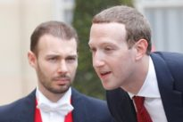Facebook's Zuckerberg hails French hate speech plan as EU model