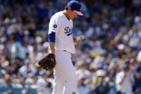 MLB roundup: Dodgers' Ryu flirts with no-hitter