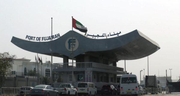 Saudi Arabia says two Saudi oil tankers attacked near UAE waters