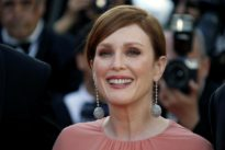 Julianne Moore says personal experiences spurred her to back AIDS…