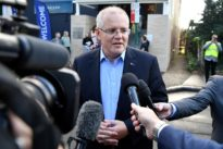 Winning during economic slowdown, Australia's Morrison must halt rot