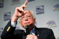 'Oh my God, is that Bernie Sanders?' Democrats swarm San Francisco