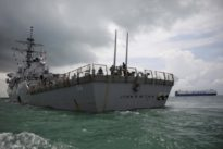 Amid USS McCain controversy, Pentagon says military will not be…