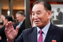 North Korea's former top nuclear envoy seen with Kim Jong Un: KCNA