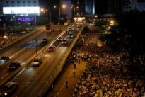 Chinese paper says 'foreign forces' using Hong Kong havoc to hurt…