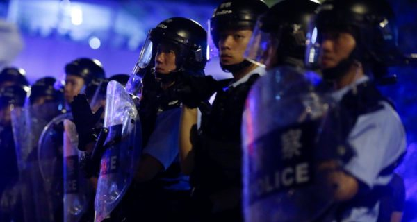 Hong Kong vows to press ahead with extradition bill despite huge…