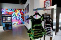 Tiny bulletproof vests centerpiece of New York art exhibit on…