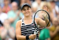 New top dog Barty plays down Goolagong Cawley comparisons