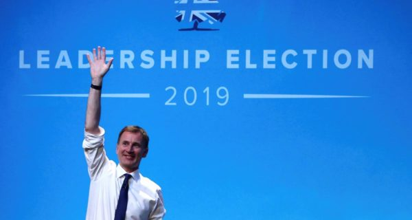 UK PM candidate Hunt: Boris Johnson is a 'coward' for avoiding…