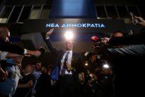 Greek Conservatives take charge in landslide win, vow more…