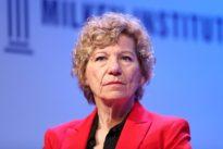 Saving the world is on Sue Desmond-Hellmann's to-do list