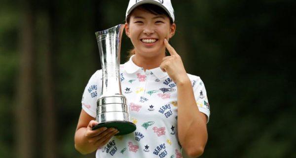 'Smiling Cinderella' Shibuno claims stunning Women's British Open…