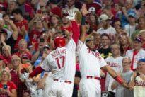 MLB notebook: Phillies demote 3B Franco to minors