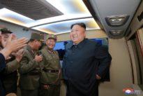 North Korea's Kim oversaw Saturday's test of 'new weapon': KCNA