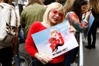 Taylor Swift fans descend on Paris for 'City of Lover' concert