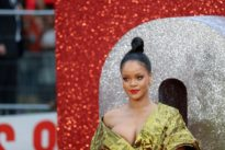 No phones please: Rihanna stages fashion show for exclusive Amazon…