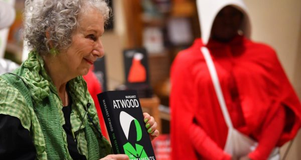 Atwood says 'Handmaid's Tale' got much closer to reality, prompting…