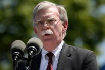 Former Trump national security adviser Bolton resumes political…
