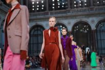 Victoria Beckham sees 'women in motion' for next spring at London…