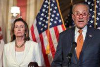 Top Democrats tell Trump gun bill must include universal background…