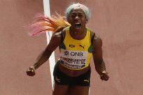 Athletics: Fraser-Pryce blazes to history with fourth world gold